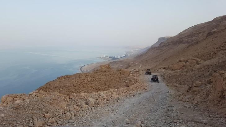 טיול רייזרים יומיים לים המלח