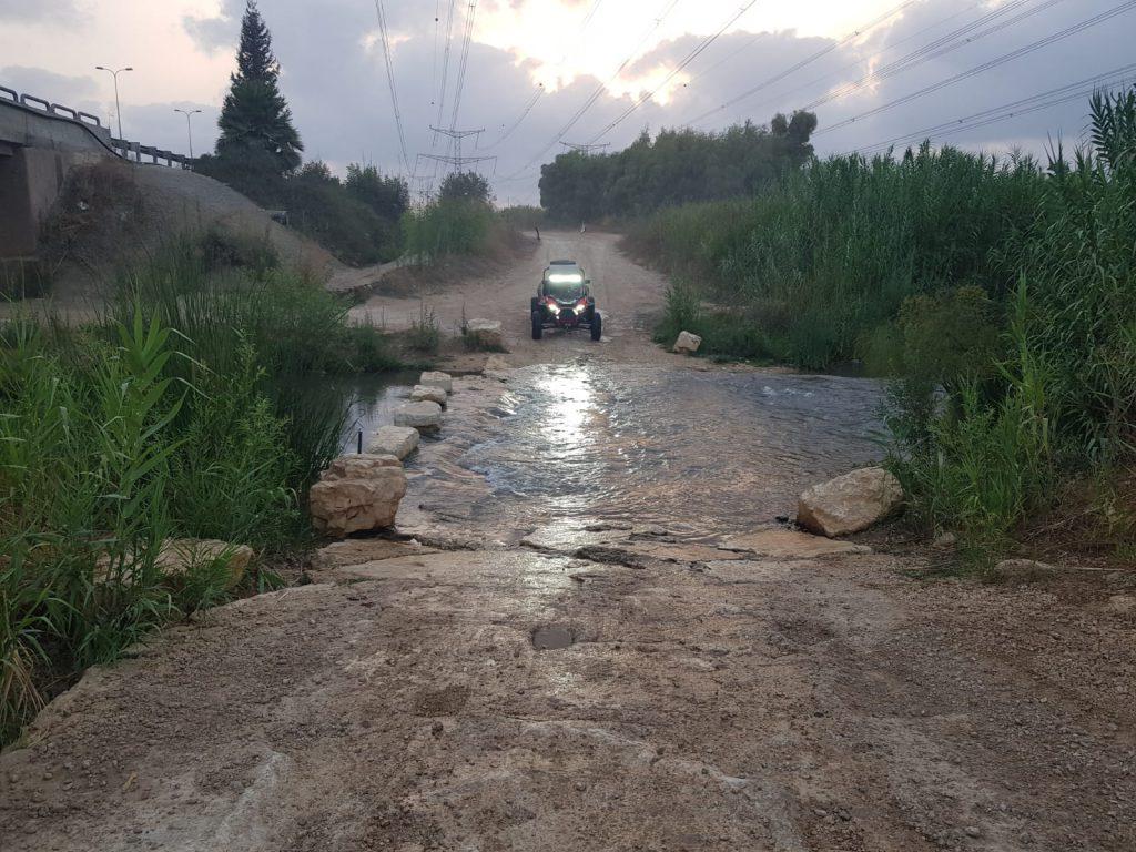 מסלול מים - טיול רייזרים מקורות הירקון